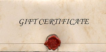 Purchase online Gulfport salon gift certificates